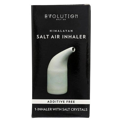 Evolution Salt Co. Himalayan Salt Air Inhaler with Crystals   1 ct