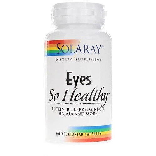Solaray Eyes So Healthy  60 caps