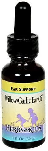 Herbs for Kids Willow-Garlic Ear Oil   30 ml