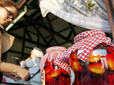 Эксперт: замороженные ягоды перестают быть аллергеном