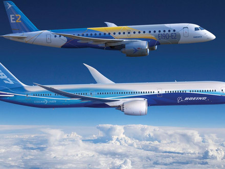 Boeing and Embraer Joint Venture receives Brazilian Approval