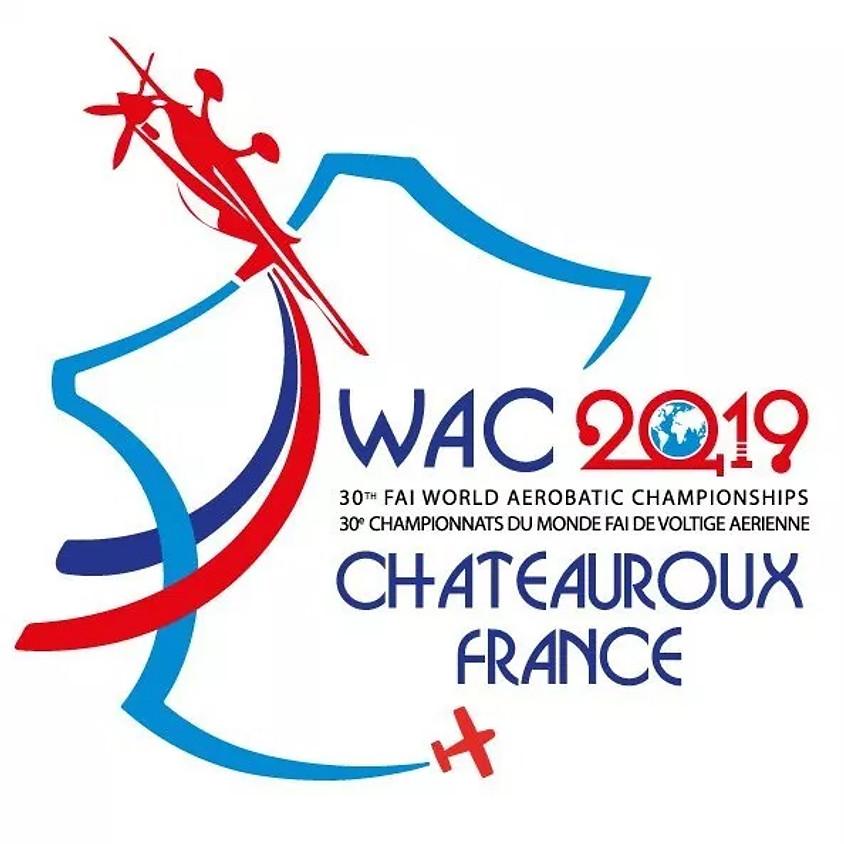 Unlimited World Aerobatic Championships