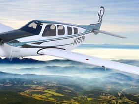 Unveiling the 75th Anniversary Beechcraft Bonanza