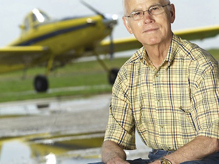 Leland Snow – The Father of Agricultural Spray Aircraft