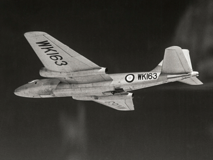 English Electric Canberra Altitude Record 1957