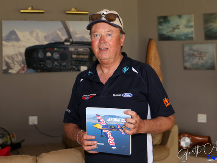 Aerobatics – The South African Story, a must-have by Quintin Hawthorne