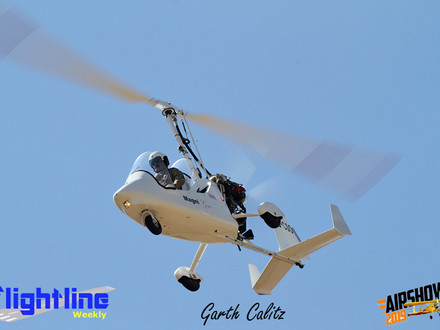 Bethlehem Airshow – Aviation Awareness in the Free State