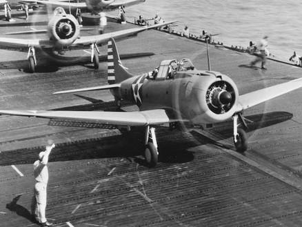 """Richard """"Dick"""" Best – Hero of Midway"""