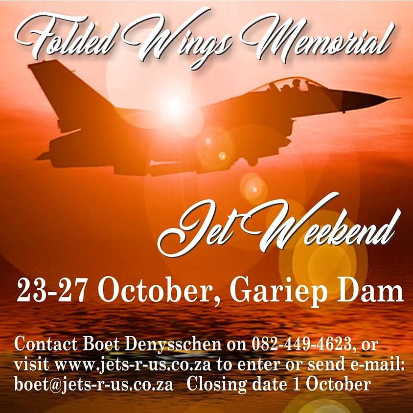 Folded Wings Memorial Jet Weekend