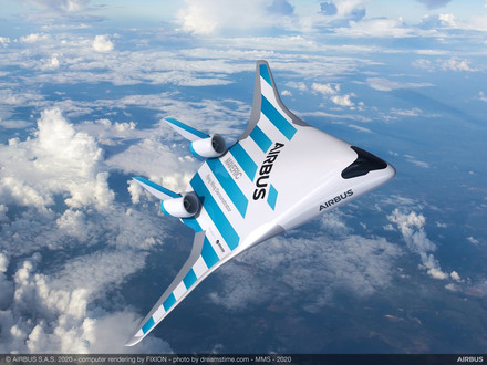Airbus MAVERIC Concept Aircraft Revealed
