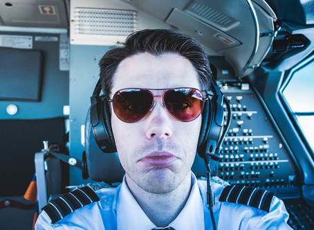 Motion Sickness While Flying