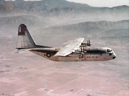 The Mighty Hercules C-130 Celebrates 67 years of flight