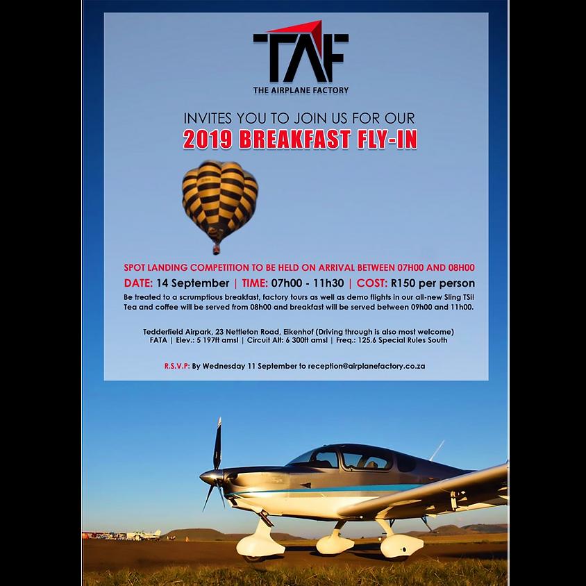 TAF 2019 Breakfast Fly-in