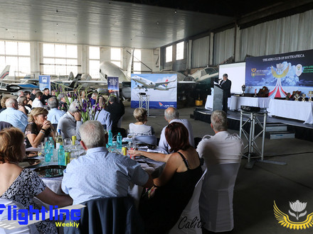 AeroClub of South Africa Awards ceremony 2019