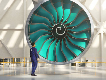 Rolls-Royce reaches milestone as world's largest aero-engine build starts