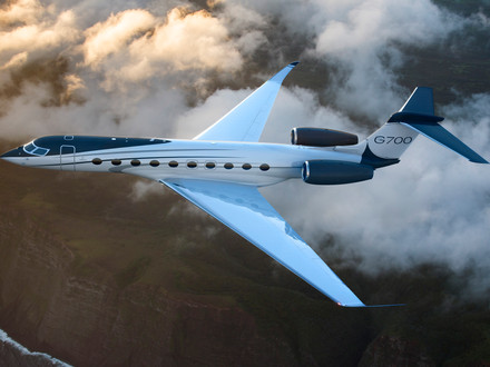 Gulfstream G700™ Maiden Flight