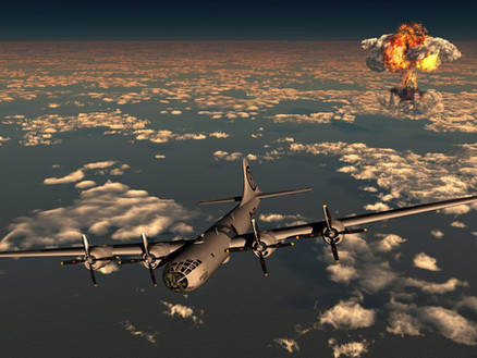 The B-29 Superfortress - Devastation from the Air