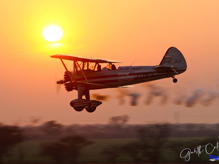 Warmbaths Taildraggers Fly-in 2020