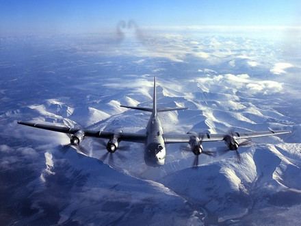 Russia's upgraded Tu-95MSM bomber has made its maiden flight.