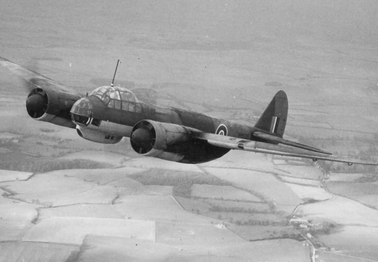 British_Ju88_in_flight