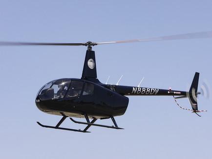 Robinson deliver R66 Turbine SN-1000