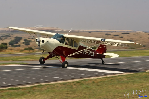 Krugersdorp Flying Club Spot Landing and Airfield Festival