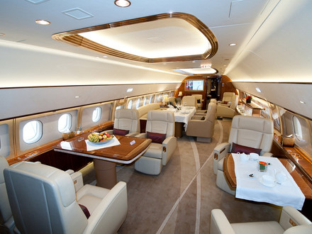 Airbus Corporate Jets Launches TwoTwenty Business Jet