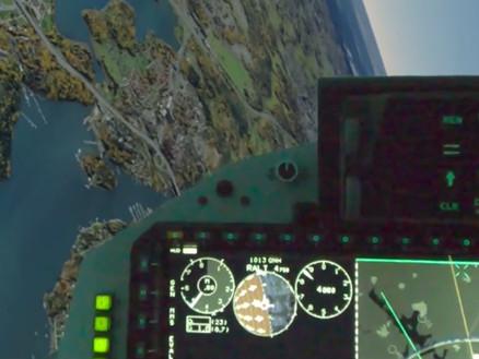 Saab and Varjo Bring Virtual Reality to Flight Simulators