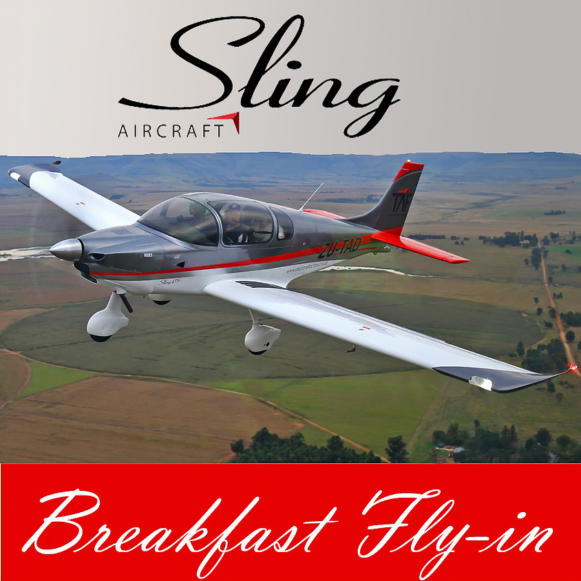 Sling Aircraft breakfast fly-in