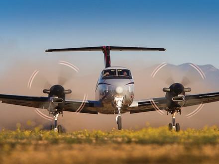 Pel-Air in Australia chose Beechcraft King Air 350 air ambulances