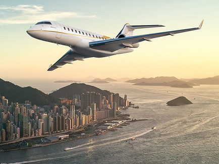Bombardier Global 5500 has Entered Service