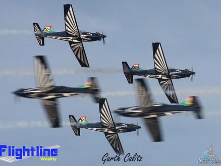 The Silver Falcons - Pride, Passion, Precision