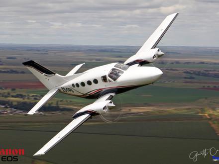 The Cessna 414 Chancellor