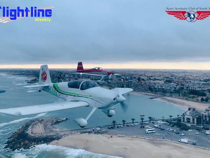 Sport Aerobatic take their Clinics International – Swakopmund, Namibia