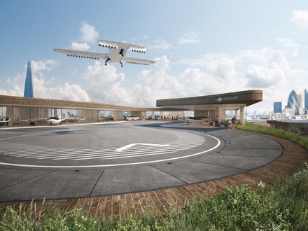 Welkin Aero- Urban air mobility plan for South Africa