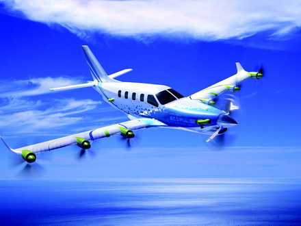 The EcoPulse hybrid aircraft demonstrator achieves its first key milestone with success