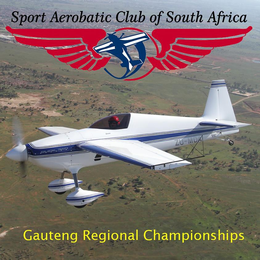 Judges Trophy and Gauteng Regional Aerobatic Championships