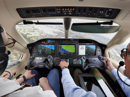 Daher unveils new features for the 2020 TBM 910 and 940