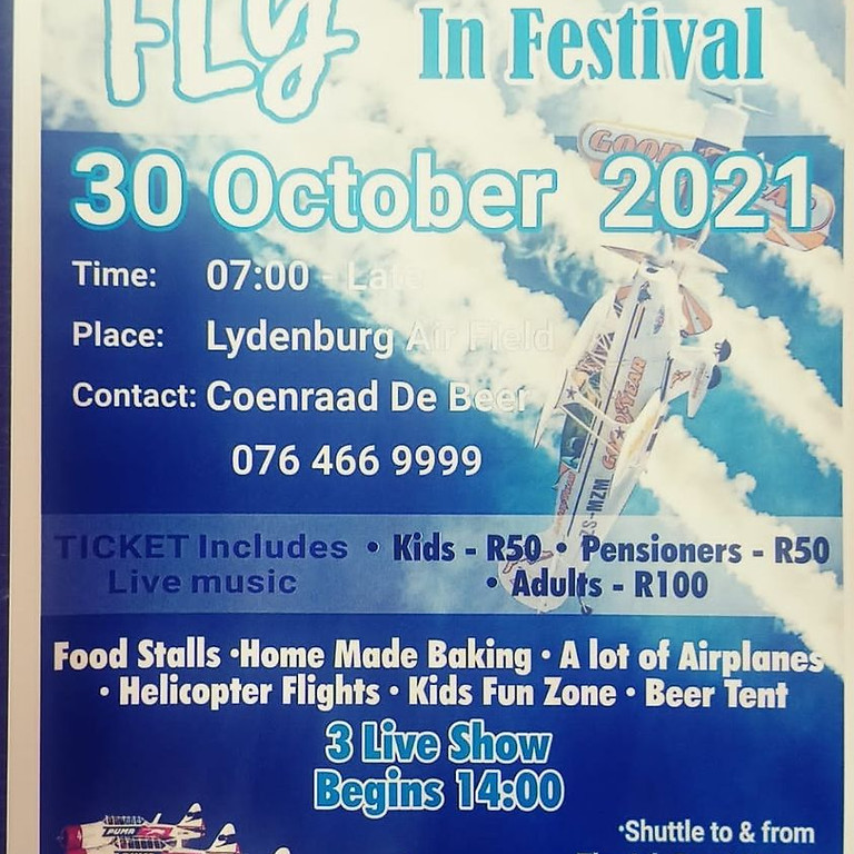 Lydenburg Annual Fly-in Festival