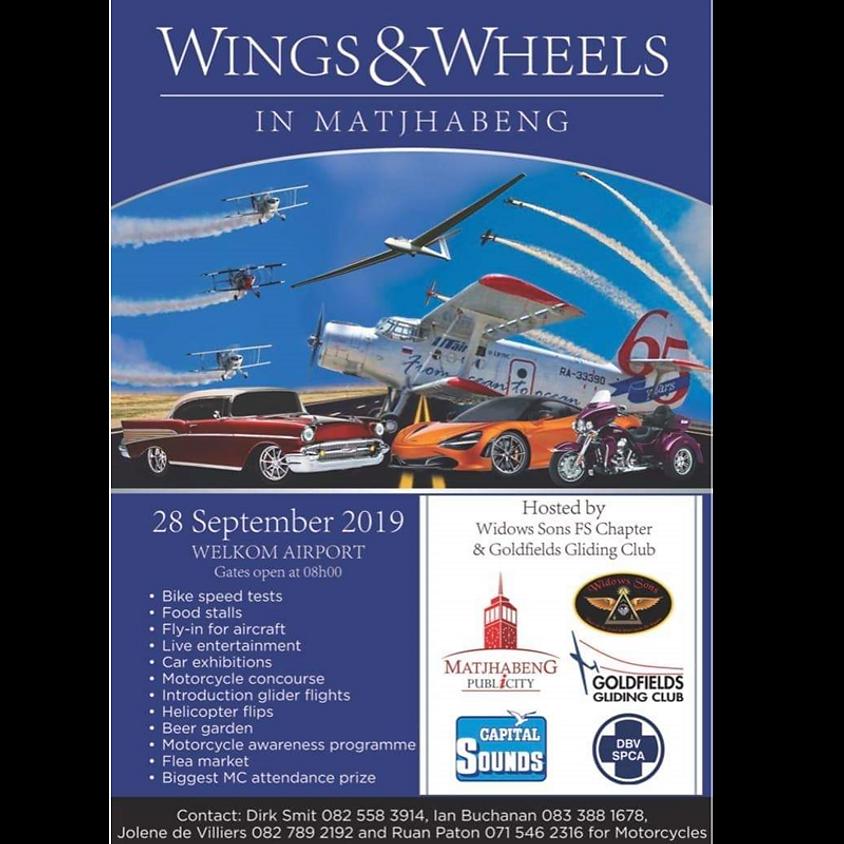 Wings & Wheels in Welkom