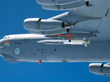 U.S. Air Force and Lockheed Martin Complete Hypersonics Test