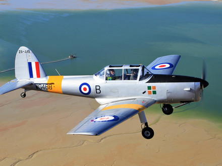 75th Anniversary of the de Havilland Chipmunk – Springs Airfield