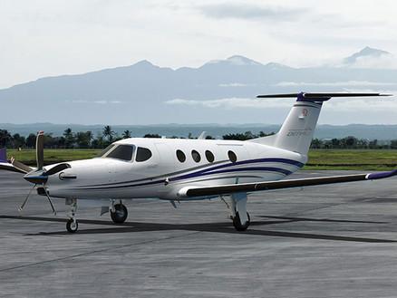 YEP, it's a Beechcraft – The all-new Denali