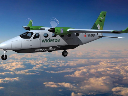 All-Electric Passenger Aircraft Ready for Service in 2026