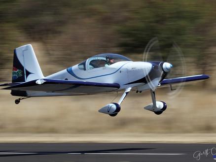 SAC Aerobatics Camp Kitty Hawk - Weekend Warriors return to the Aerobatic fraternity
