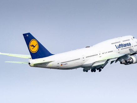 From the Tower looking Back – The Real Reason for 747-400 Winglets