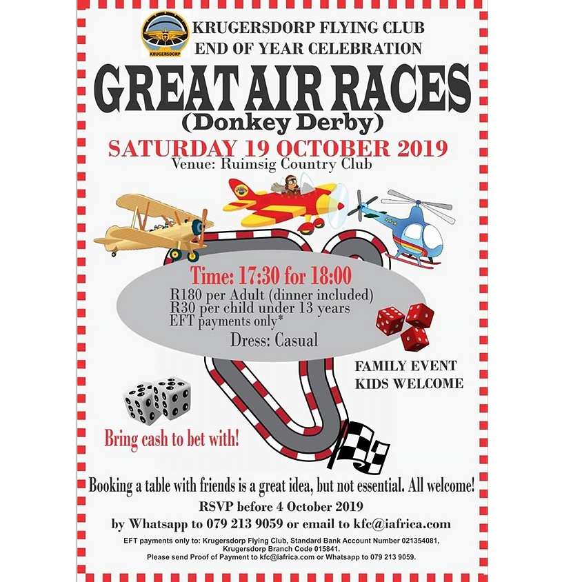 Great Air Races (Donkey Derby)
