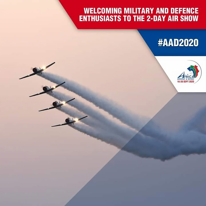 Africa Aerospace and Defence Expo Public Days (Airshow)