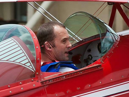 Sport Aerobatics Club Chairman's Chirp