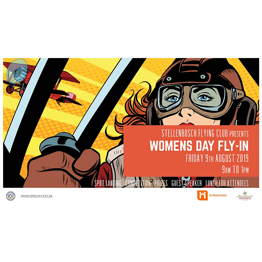 Womens Day Fly-in